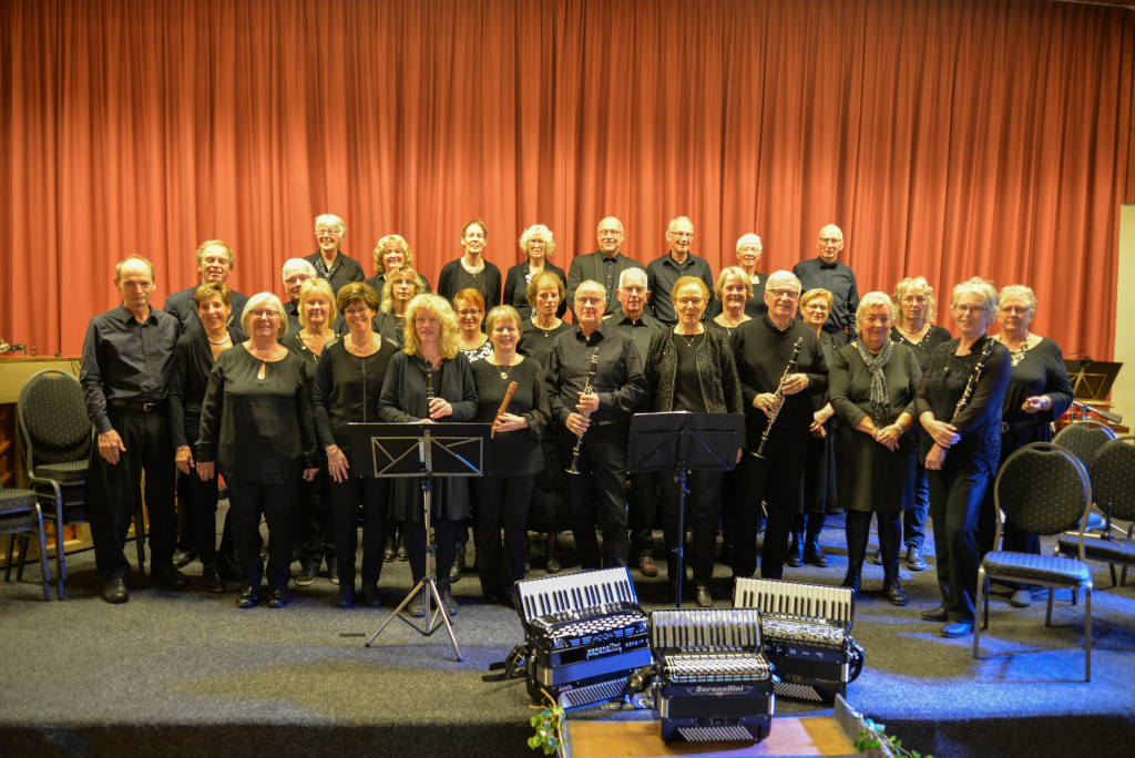 Accordeonorkest en Salonorkest